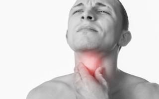 Атрофический фарингит: причины, симптомы и особенности терапии