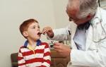 Признаки и лечение ларингита у детей по Комаровскому