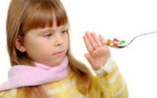 Антибиотики детям как правильно применять?