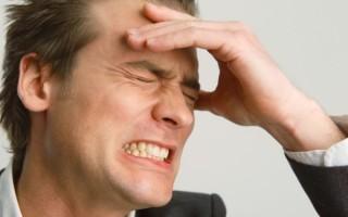 От чего бывают сильные головные боли