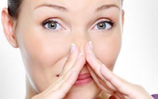 Корочки и сухость в носу: причины и лечение болезни
