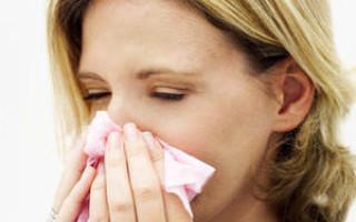 Что такое атрофический ринит: лечение, признаки и симптомы