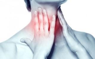Рыхлое горло: причины и лечение