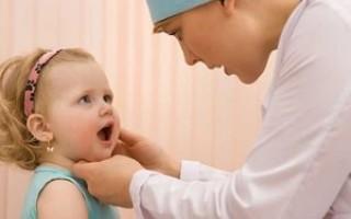 Аденоиды у детей: степени, симптомы и лечение
