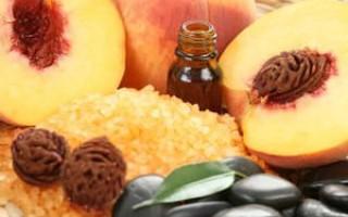 Персиковое масло для носа: инструкция по применению