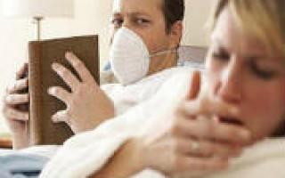 Кашель – первая лекарственная помощь