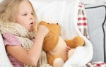 Лечение герпетической ангины у детей