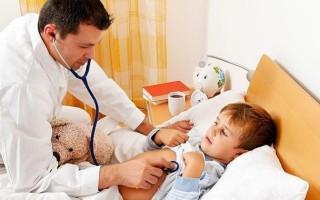 Воспаление легких у детей симптомы, чем лечить
