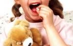 Антибиотик от ангины для взрослых и детей