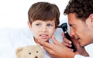 Адгезивный или слипчатый отит и его лечение