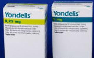 Йонделис – как применять?