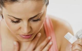 Бронхиальная астма — описание нозологии и код МКБ 10