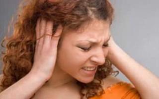 Болит и закладывает ухо при беременности – что делать?