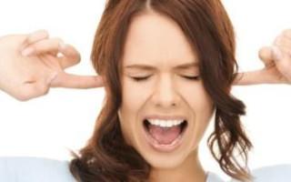 Если болят уши при простуде, причины и чем лечить