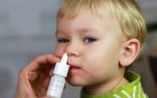 Заложенность носа у ребенка без соплей причины и лечение