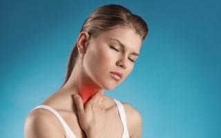 Лекарство от боли в горле: самое хорошее средство
