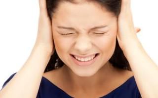 Причины появления шума в голове и ушах. Лечение