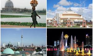 Тест: Сможете ли вы назвать столицы этих 30-ти стран?