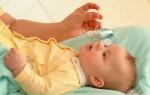 Сложные капли в нос для детей состав, инструкция, рецепты