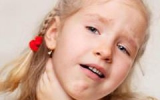 Ангина у детей лечение по доктору Комаровскому