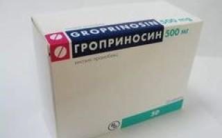 Изопринозин и гроприносин что лучше, в чем разница и отличия