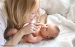 Насморк у новорожденного — ребенок хрюкает