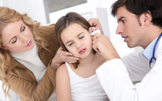 Острый катаральный отит: причины, симптомы и лечение