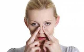 Что делать, если заложен нос: методы лечения