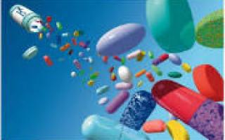 Антимикробные лекарственные препараты