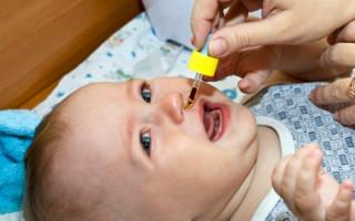 Противовирусные капли в нос: список самых эффективных