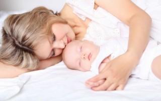 Что делать при заложенности носа у грудного ребенка?