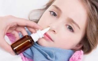 Если у ребёнка заложен нос – причины, что делать при первых признаках