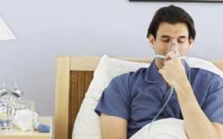 Как выполнять ингаляции небулайзером при насморке