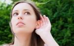 Лечение нейросенсорной тугоухости