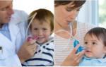 Как прочистить нос грудному ребенку от соплей какими предметами пользоваться