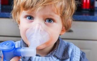 Ингаляции для детей: как делать и сколько стоит иммобилайзер