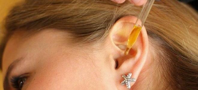 Болезни уха и их лечение народными средствами