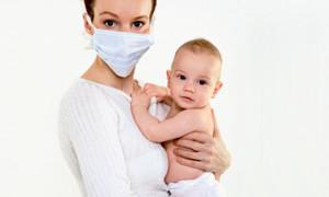 Болезни горла. Особенности лечения мамы при грудном вскармливании