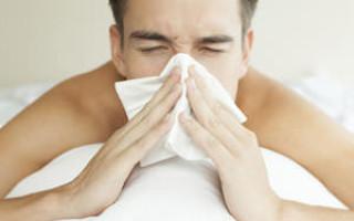 Что такое аллергический ринит: симптомы и лечение