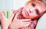Почему болит горло при глотании с одной стороны?