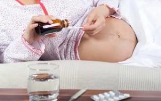 Как и чем можно при беременности лечить простуду