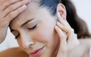 Пульсация в ухе без боли причины и лечение