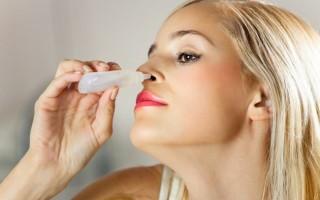 Капли в нос: названия недорогих, дешевых и других каплей от заложенности носа