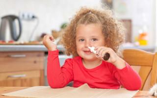 Чем лечить сопли у ребенка?
