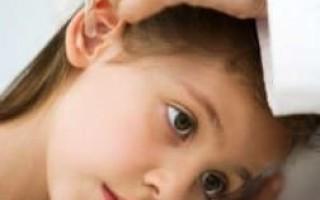 Ушные капли для детей при боли в ухе, какие лучше?