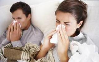 Как и чем лечить простуду в домашних условиях