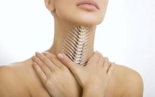 Как избавиться от кости в горле?