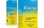 Препараты и таблетки от сухого кашля для детей и взрослых