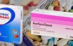 Что лучше Лазолван или Амбробене: свойства и различия препаратов