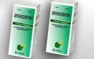 Бронхолитин и бронхолит: разные лекарства для одной цели